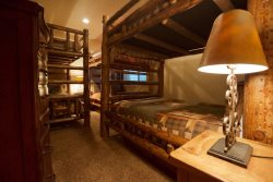 Lower Level - Bedroom 4 - Bunk Room Sleeps 10